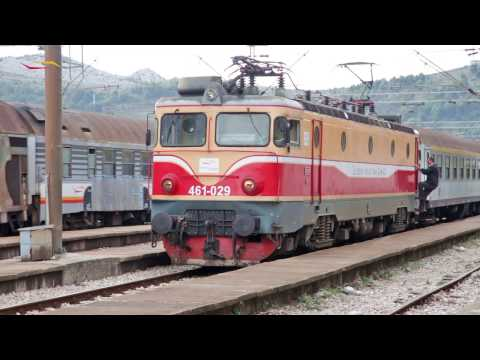 Željeznički prevoz Crne Gore AD Podgorica