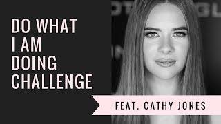 ΚΑΝΕ ΟΤΙ ΚΑΝΩ Challenge ft  Cathy Jones | Anastasia Tsilimpiou