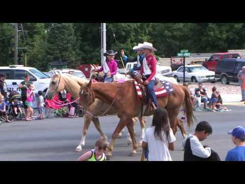 Santaquin City, Utah Parade 2016 part 2