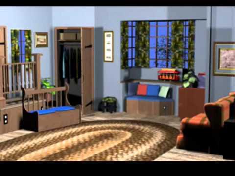 Mister Rogers Modern House Youtube