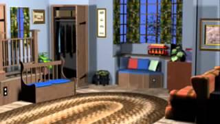 Mister Rogers modern house