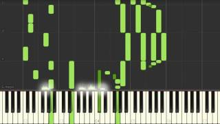愛について~Eros~ / 松司馬 拓 (feat. 沖仁) (ピアノソロ譜) 参考MIDI音源[鍵盤動画]