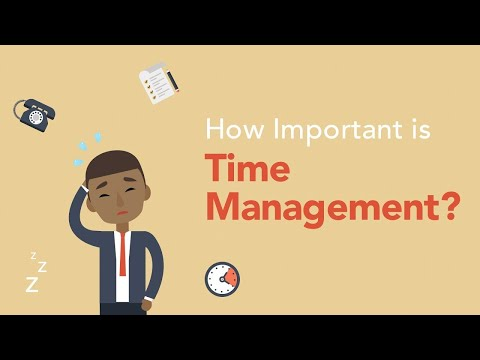 ACTORS  AND ARTISTS | How To Manage Time