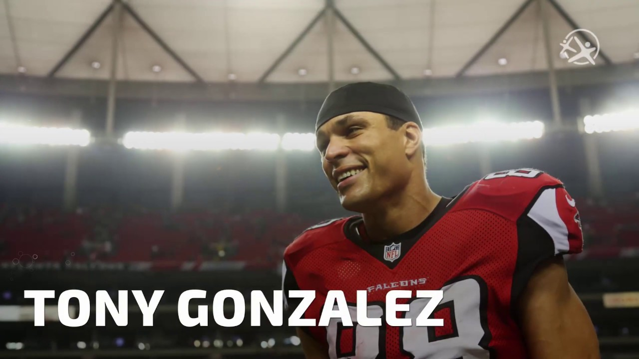 Tony Gonzalez, Tom Flores 2019 Hall of Fame Finalist