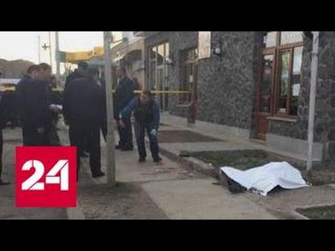 Убийство российского военного в Гюмри: подозреваемый неадекватен