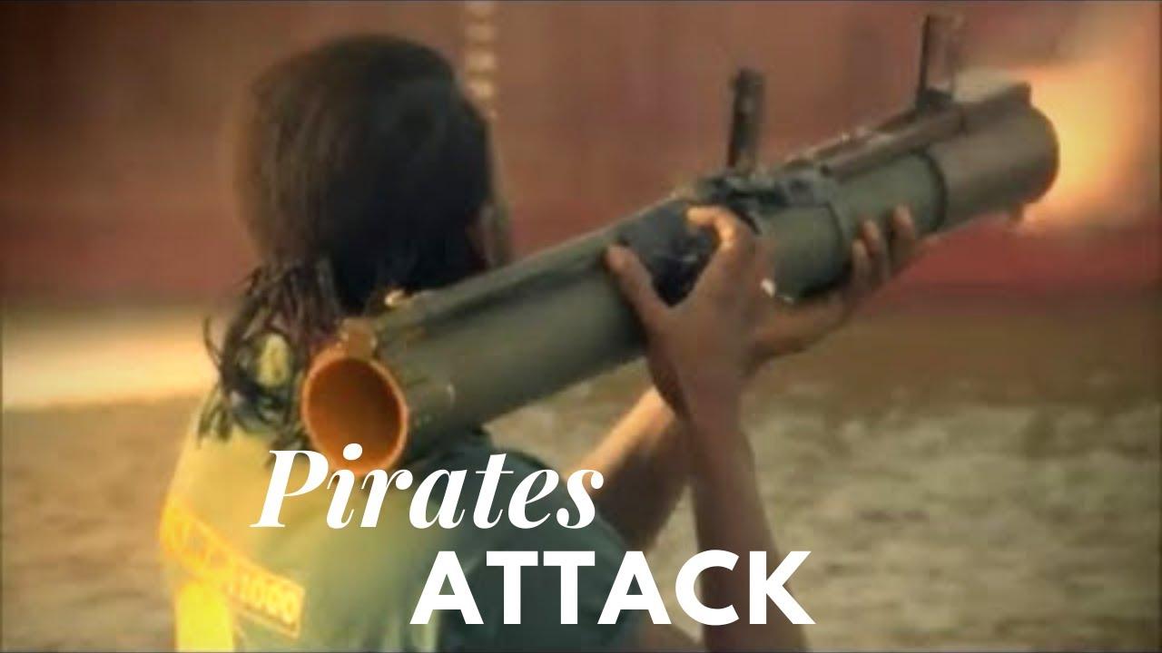 When Somali Pirates Attack You (2019)