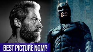 Best Picture Nomination For A Comic-Book Movie Close? - TJCS Companion Video