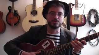 Takamine EF261 SAN - Galago Review n°2 - La guitare d'Eric Legaud