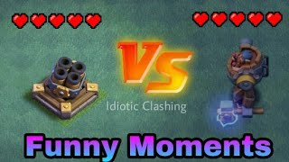 COC Funny Moments, Fails, Glitches, Wins & Trolls Compilation #19 | Clash Of Clans Montage