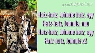 Dorian Popa feat Shift - Hatz VERSURI LYRICS(Special Guest Selly)