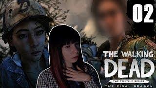 FAMILIAR FACE - The Walking Dead - Episode 2 - Season 4 - Part 1 (Walkthrough)