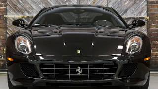2008 Ferrari 599 GTB Fiorano F1 HGTE - G162340 - Exotic Cars of Houston