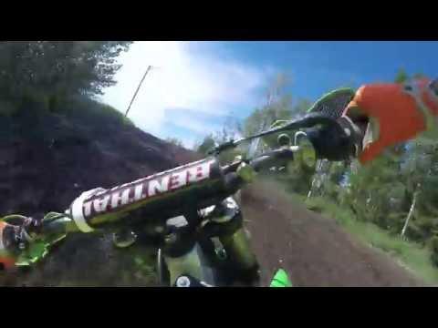 Gopro: Grande Prairie Motocross Track - Pro Rider: William Shury