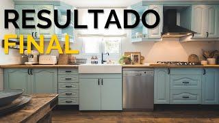 REFORMA COCINA Parte 2 - Nuestra nueva cocina l estelamaca