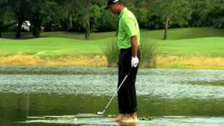 Tiger Woods 09 - Walk on Water