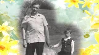 55 лет. Изумрудная свадьба. Бабушка и дедушка.