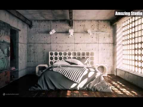 Kuhle Cement Schlafzimmer Youtube