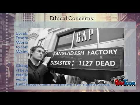 Fair Trade &  Ethical Concerns