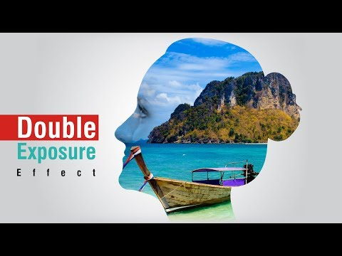 Double Exposure Effect in Photoshop | Photoshop Tutorial thumbnail