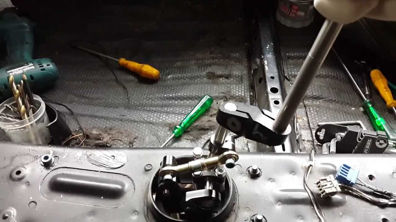 Trambulador Shift Hybrid Racing K20z3 Swap Eg