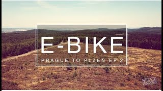 Epic E-Bike Adventure:  Prague to Pilsen (part 2)