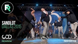 Sandlot | 2nd Place Youth Division | FRONTROW | World of Dance Dallas 2015 | #WODDALLAS2015
