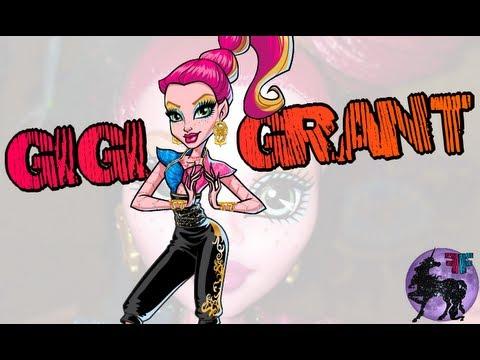 Monster high review de gigi grant 13 wishes 13 souhaits - Poupee monster high 13 souhaits ...