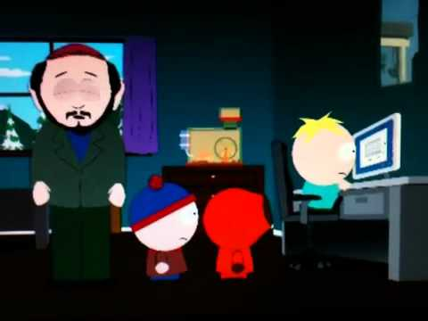 South Park Butters Reads The Itunes Agreement Youtube