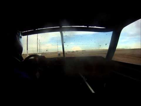 Central Arizona Raceway Renegade 8 3 13 1st Main In Car