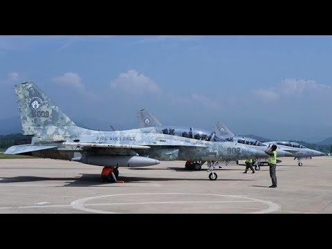 The Philippine Air Force revived an air defense exercise with FA-50PH and S-211 aircraft.