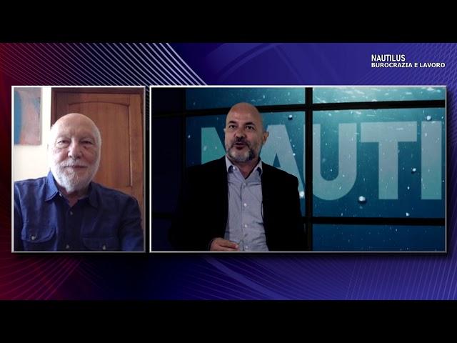 NAUTILUS - Intervista Domenico De Masi