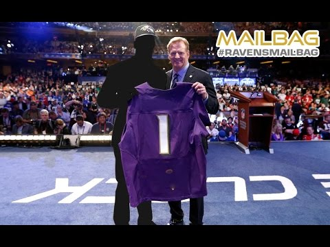 Who Will Ravens Draft In First Round? | #RavensMailbag