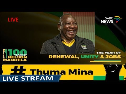 Ramaphosa launches Thuma Mina Campaign in Tembisa