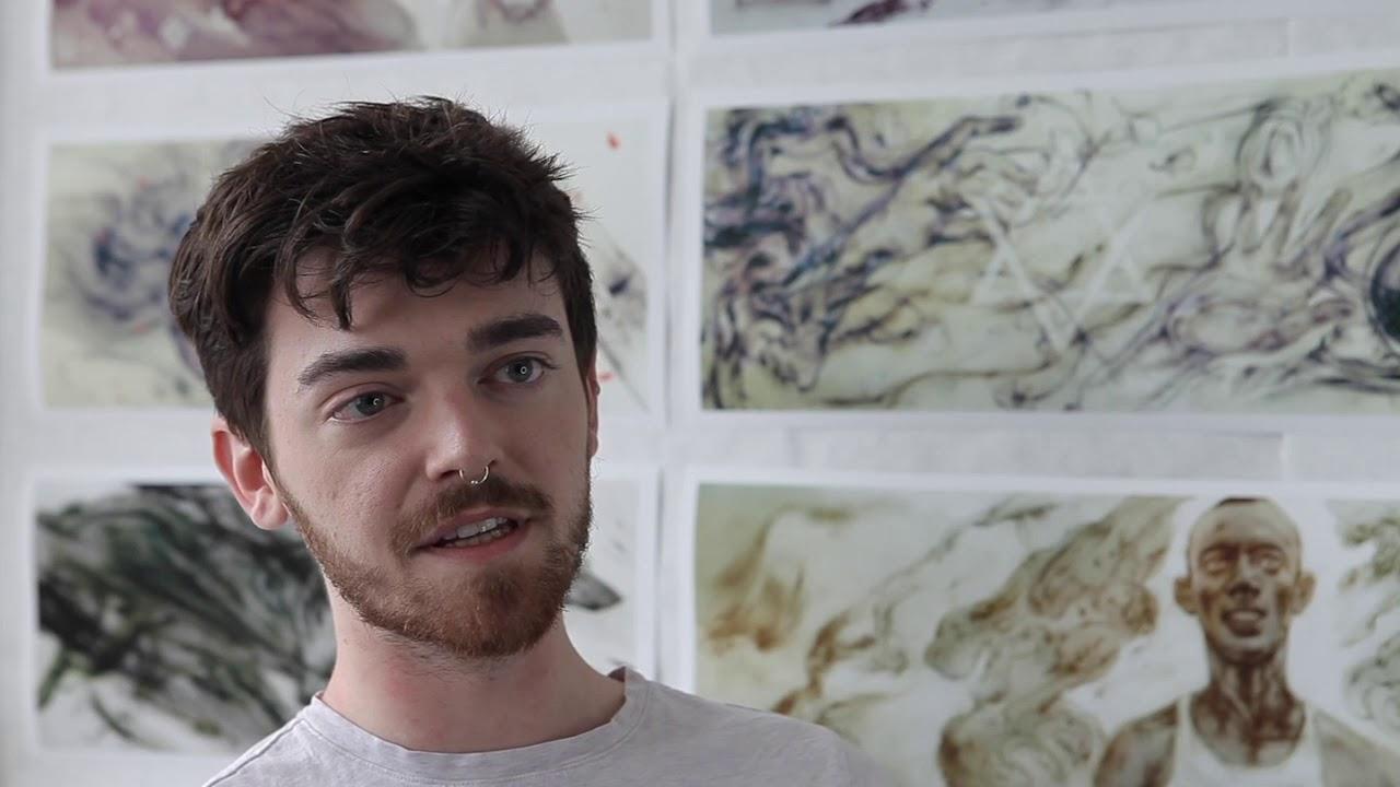 Meet the Illustrator: Patrick Mahony