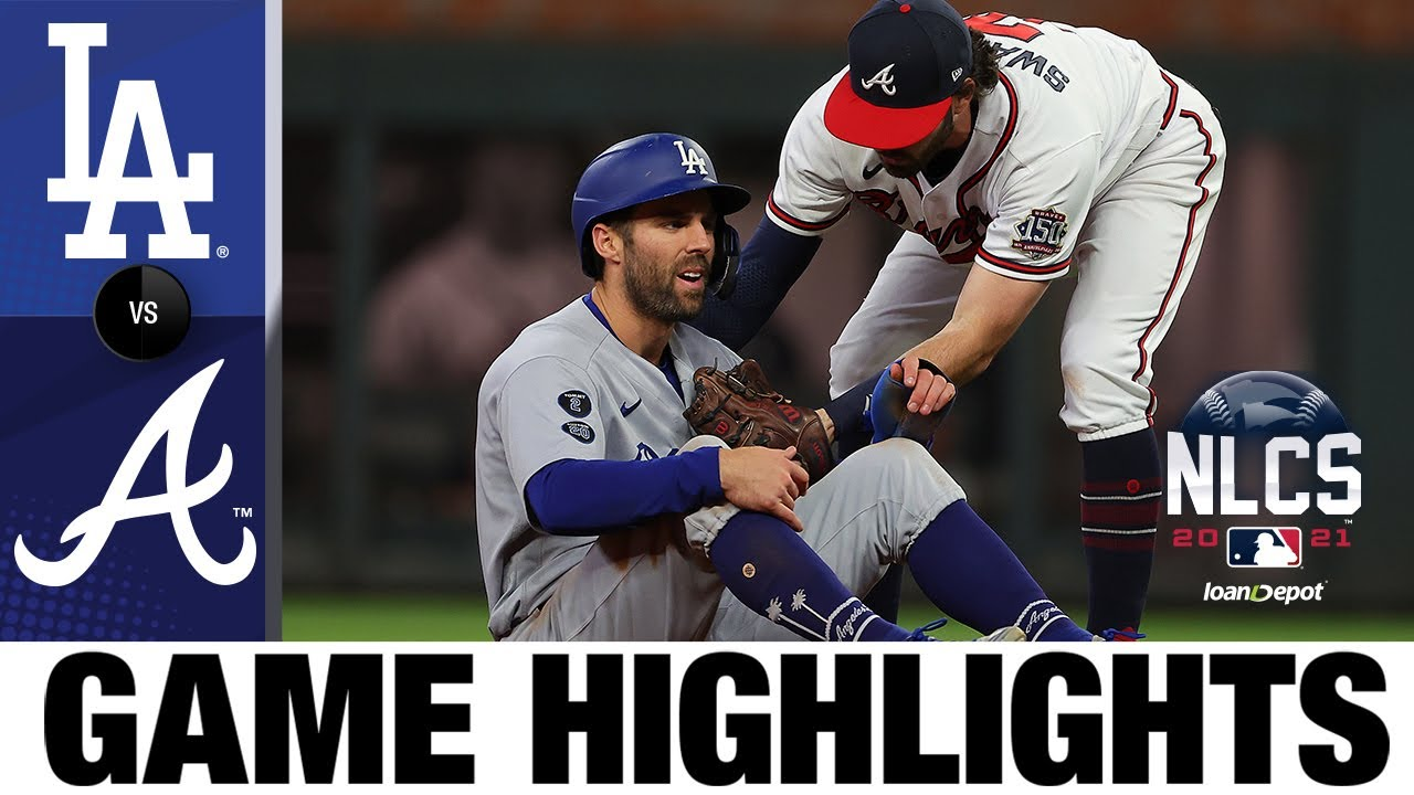 Braves look for 2-0 NLCS lead against Dodgers