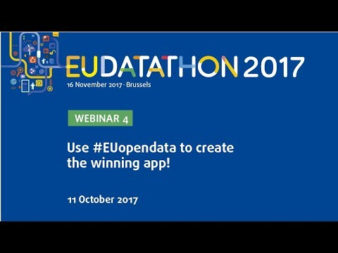 TED public procurement data for EU datathon 2017