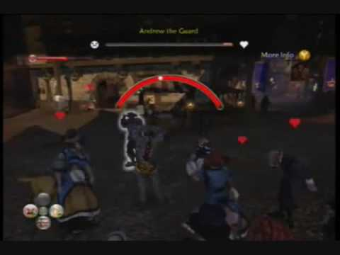Fable 2: Achievement Guide - The Menace To Society