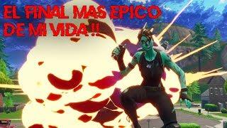 💀 ¡EL FINAL MAS EPICO DE MI VIDA! 💀 ~ FORTNITE