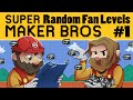 Super Mario Maker | Random Fan Levels Ep. 1 | Super Beard Bros.