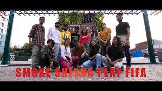 Jordindian - Smoke Shisha Play Fifa | Dance choreography | PUNE