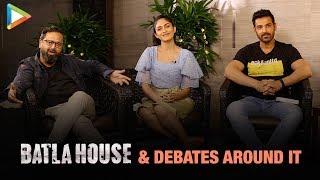 "John Abraham: ""We're Very EXCITED For Batla House Because…""  Mrunal Thakur   Nikkhil Advani"