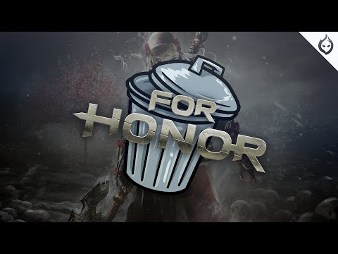 For Honor Sucks : Here's Why
