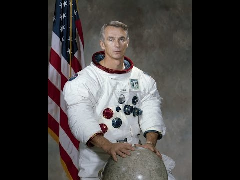 🔴Eugene Cernan - Last Czechoslovak on the Moon Apollo17