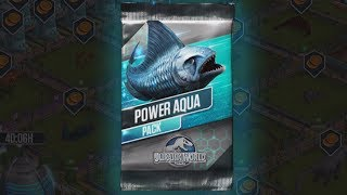 POWER AQUA Pack - Jurassic World The Game