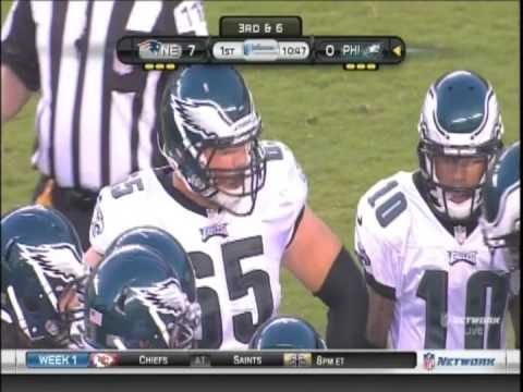 Chip Kelly Unveils His Offense in The NFL For The First Time...Featuring Michael Vick(2013)