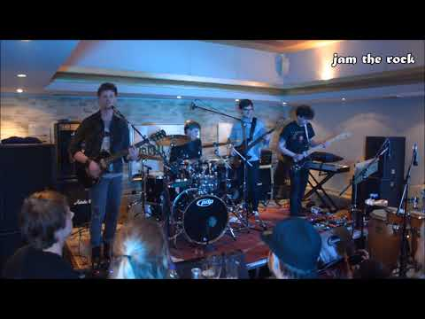 NOAH SCOTIA - Yours - live at JAM the ROCK - Alte Post Leobe