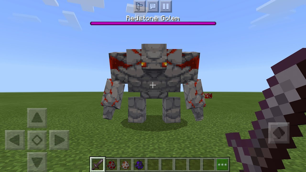 Minecraft Dungeons MOD UPDATE in Minecraft PE YouTube