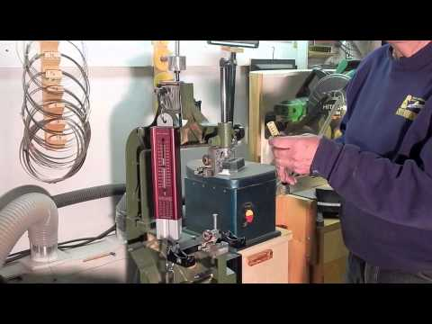 Bandsaw 2 of 2 - Blade Tension 101