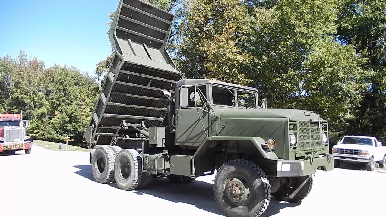 M929 dump truck for sale