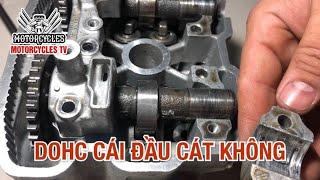 Video 313: Cứu Sống Đầu Winner Lột Nát Cam Cò Chi Phí Rẽ   Motorcycle TV